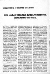thumbnail of 1968. Cincuentenario de la Reforma Universitaria