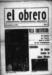 thumbnail of 1974 marzo 28. El Obrero N 08
