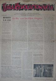 thumbnail of Cuba Revolucionaria n 00 Inicial