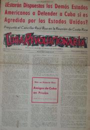 thumbnail of Cuba Revolucionaria n 03