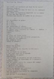 thumbnail of Informe sobre Trelew II. Originales enviados por los autores