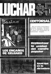 thumbnail of Luchar N 5