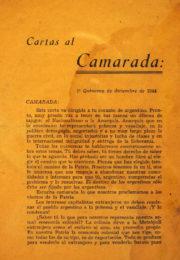 thumbnail of 1944. Cartas al Camarada