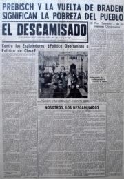 thumbnail of 1955. El Descamisado N 1