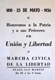 thumbnail of 1956 mayo. Marcha civica de la Libertad
