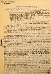 thumbnail of 1958 febrero. Mensaje Comando Tactico P