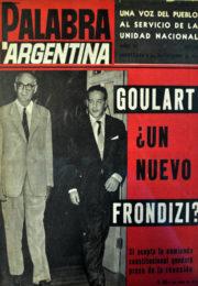 thumbnail of 1961. Palabra Argentina N 126