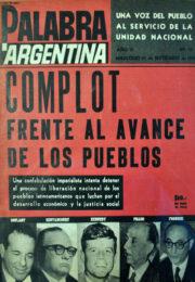 thumbnail of 1961. Palabra Argentina N 131