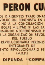 thumbnail of 1965. Peron Cumple. Los dirigentes traicionan