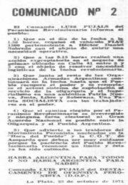 thumbnail of 1971 Comunicado 2