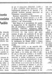 thumbnail of 1971 Denuncia ante el pueblo argentino