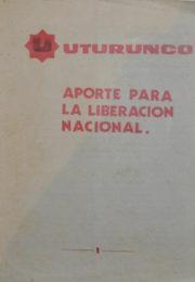 thumbnail of 1973 agosto. Aporte para la Liberacion Nacional