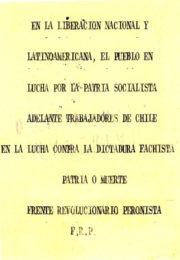thumbnail of 1973 – setiembre. Liberacion Nacional y Latinoamercana