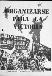 thumbnail of 1978 Organizarse para la victoria