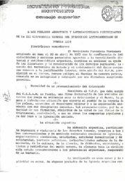 thumbnail of 1978. A los prelados argentinos