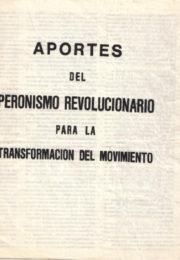thumbnail of Aportes del peronismo revoluc