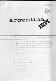 thumbnail of Argentina hoy 1981 N 7