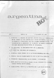thumbnail of Argentina hoy 1982 N 10