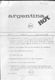 thumbnail of Argentina hoy 1982 N 14