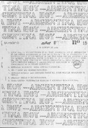 thumbnail of Argentina hoy 1982 N 15