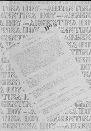 thumbnail of Argentina hoy 1982 n 18