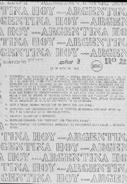 thumbnail of Argentina hoy 1983 N 22