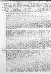 thumbnail of Argentina hoy 1984 N 26