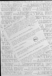 thumbnail of Argentina hoy N 16