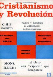 thumbnail of Cristianismo y Revolucion n 11