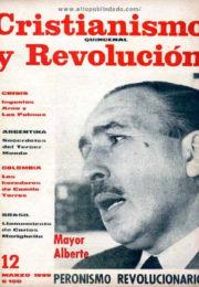 thumbnail of Cristianismo y Revolucion n 12