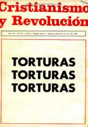 thumbnail of Cristianismo y Revolucion n 16