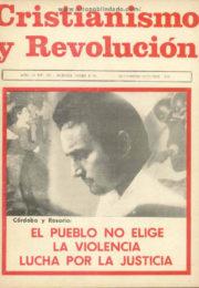 thumbnail of Cristianismo y Revolucion n 20