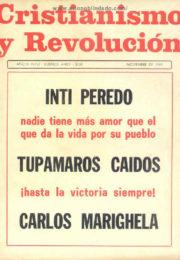 thumbnail of Cristianismo y Revolucion n 21
