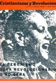thumbnail of Cristianismo y Revolucion n 30