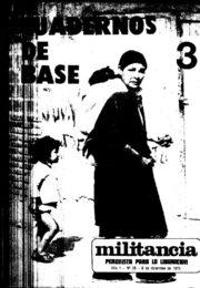 thumbnail of Cuadernos de Base n 03