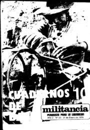 thumbnail of Cuadernos de Base n 10