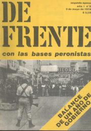 thumbnail of De Frente n 02