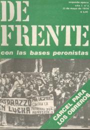 thumbnail of De Frente n 04