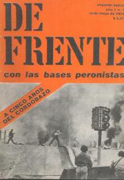 thumbnail of De Frente n 05
