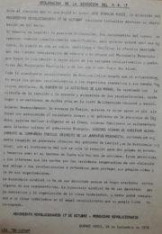 thumbnail of Declaracion de direccion