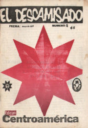thumbnail of Descamisado Centro America 1977 N 1