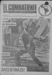 thumbnail of El Combatiente N 36