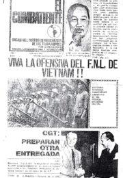 thumbnail of El Combatiente n 002