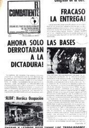 thumbnail of El Combatiente n 004