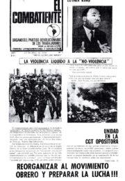 thumbnail of El Combatiente n 005