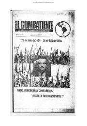 thumbnail of El Combatiente n 012