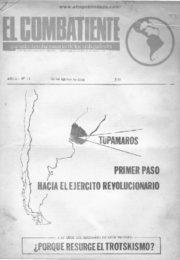 thumbnail of El Combatiente n 014
