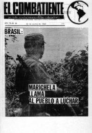 thumbnail of El Combatiente n 024 1969 marzo 9