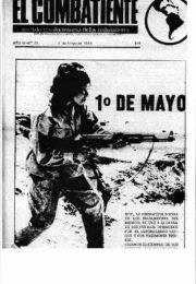 thumbnail of El Combatiente n 028