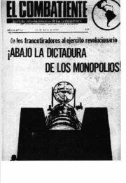 thumbnail of El Combatiente n 030